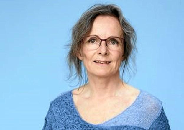 Hundelevpigen Ilse Sand udgiver ny bog. Foto: xx