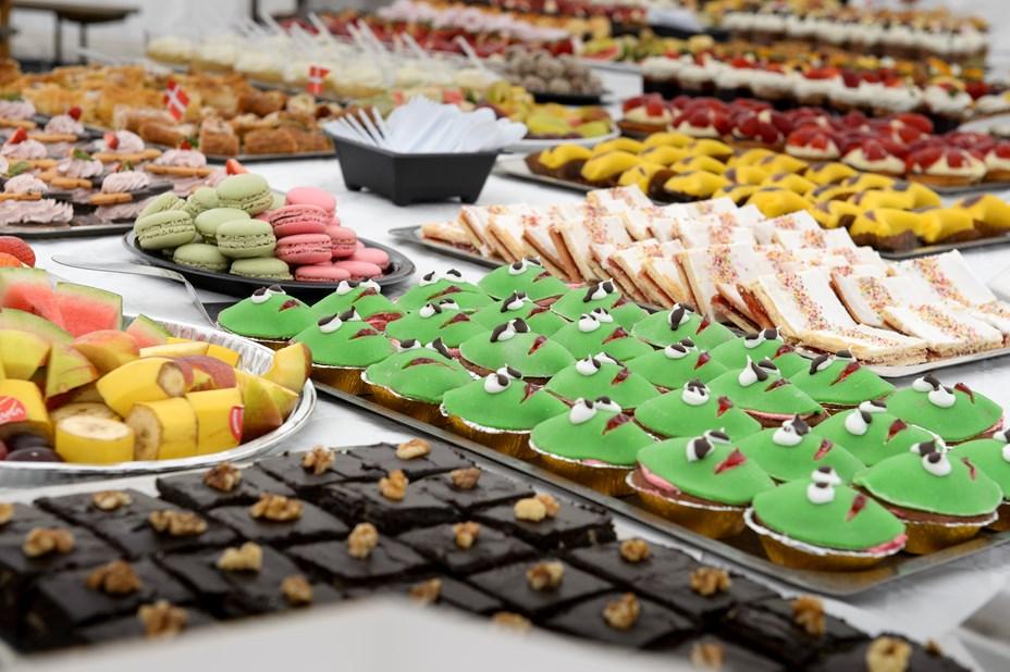 Thorup/Klim SFO bager for godt formål