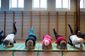 Krudtugler søger flere seniorer til motion