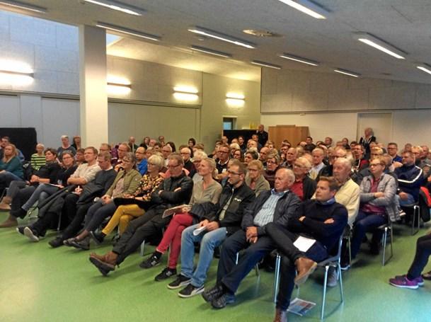 Stor interesse for borgermøde om Valsgaard