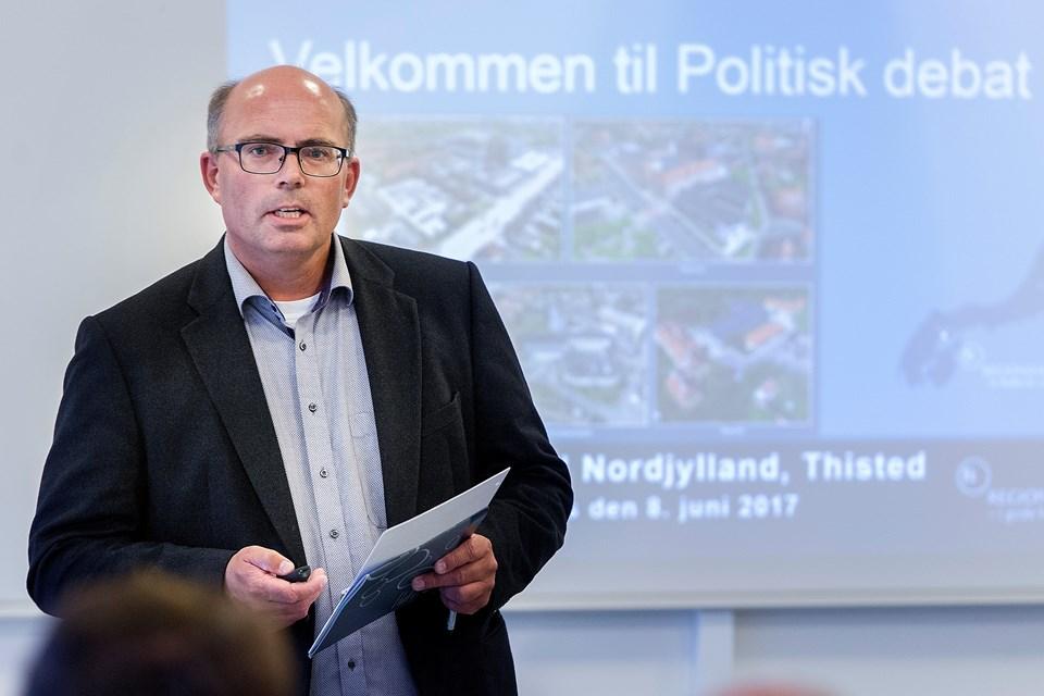 Søren Wormslev og Lars Termansen