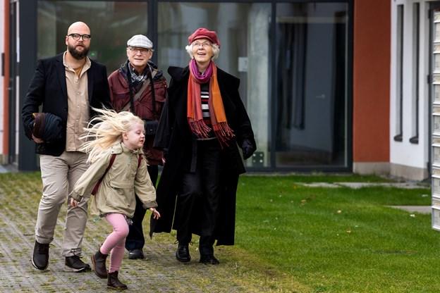 Torben O. Andersen og Laura Guldhammer (foto)