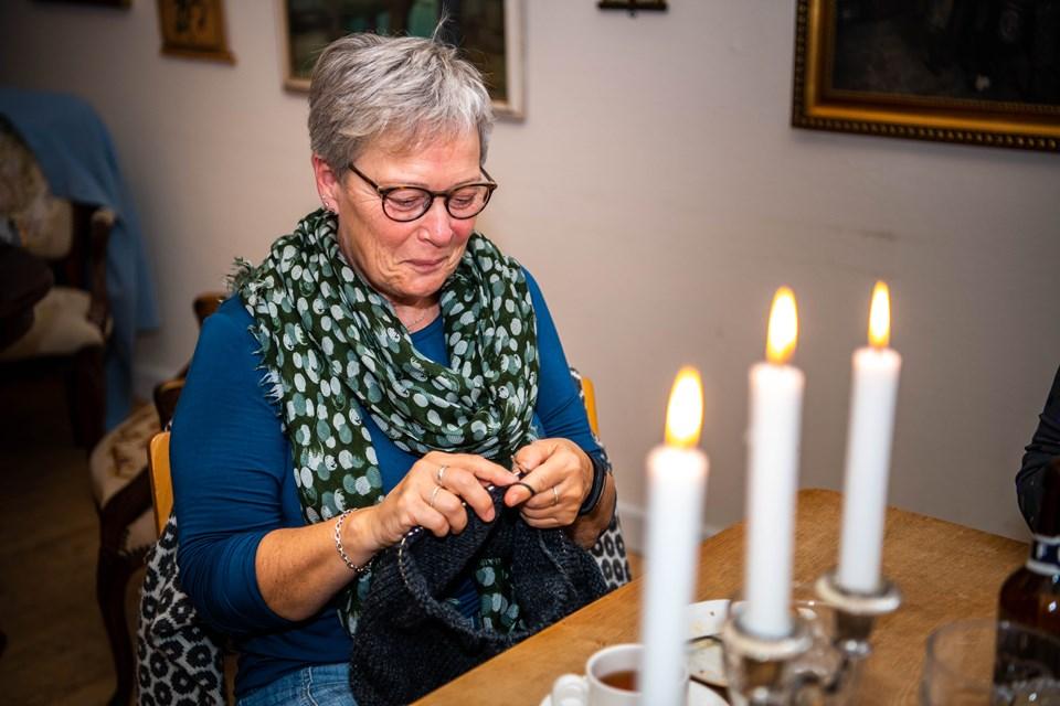 Susanne Plejdrup. Foto: Diana Holm