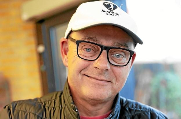 Thorsten Olesen: - Jeg skal desværre arbejde i år. Der er ikke så meget at gøre ved det. Til gengæld tager vi revanche med en ferie i uge 3. Foto: Allan Mortensen