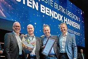 Brovst har den bedste Rema1000 i Nordjylland