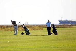Hals Golf Klub slog et slag for kuglerne