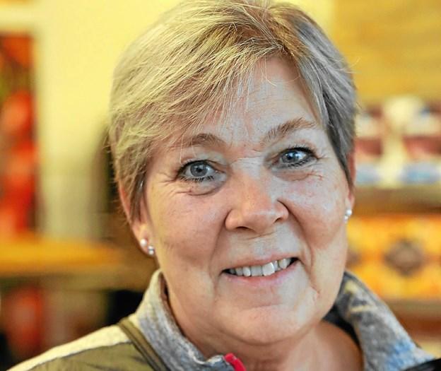 Susanne Tylak: - Jeg ser frem til at få børnebørnene på besøg. Det er en tradition. Og så må vi se, hvad tiden skal bruges på. Hyggeligt bliver det i hvert fald. Foto: Allan Mortensen
