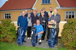 Afslutningsmatch i Øland Golfklub
