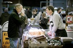 Økologisk marked byder sig til i Det Røde Pakhus