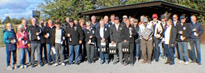 24 hold med ved Hadsund Open