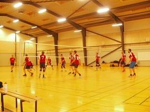 Tabte sæsonpremieren i volleyball