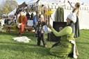 Se billederne: Årets middelalderdage på Vitskøl Kloster er skudt i gang