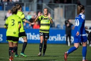 FC Thy blev kørt midtover af Fortuna Hjørring