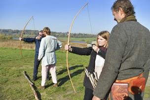 Vikingeskib måtte blive på vandet