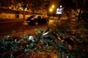Stormen Leslie kappede strømmen: 15.000 husstande er uden el