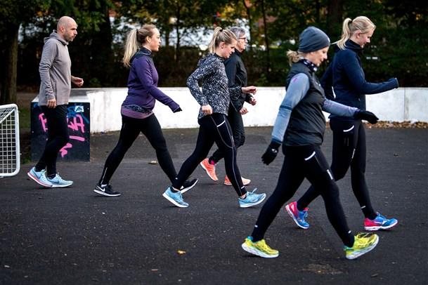 Kom i form: Aalborg har fået nyt gå- og løbehold