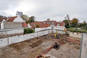 Bygherre om nedrivning af købmandsgård i Gl. Hjørring: Murene faldt ved et uheld