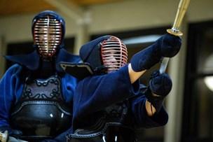 Kendo - japansk fægtning:  I kamp med dig selv og dit sind
