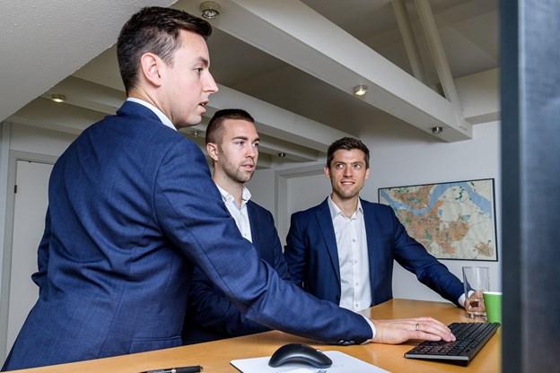 Investeringsfond på 4. sal i Aalborg: Rasmus og Thøger forvalter 200 mio. kroner