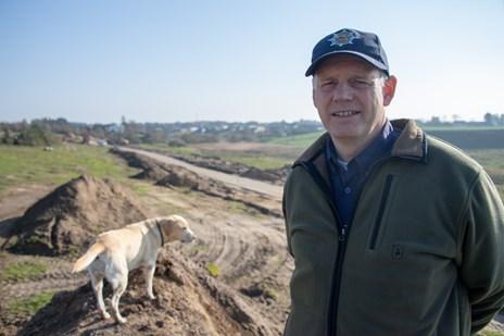 Eksklusivt i Hjørring: Attraktive boliger på vej i naturskønt område