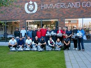 Team Himmerland gav den som værter i holdturnering