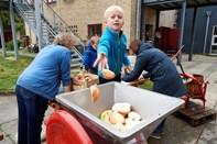 Gasmuseet inviterer på æbledage: De moster hele ferien