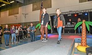 Over 200 unge samlet til Ungeevent i Lanternen