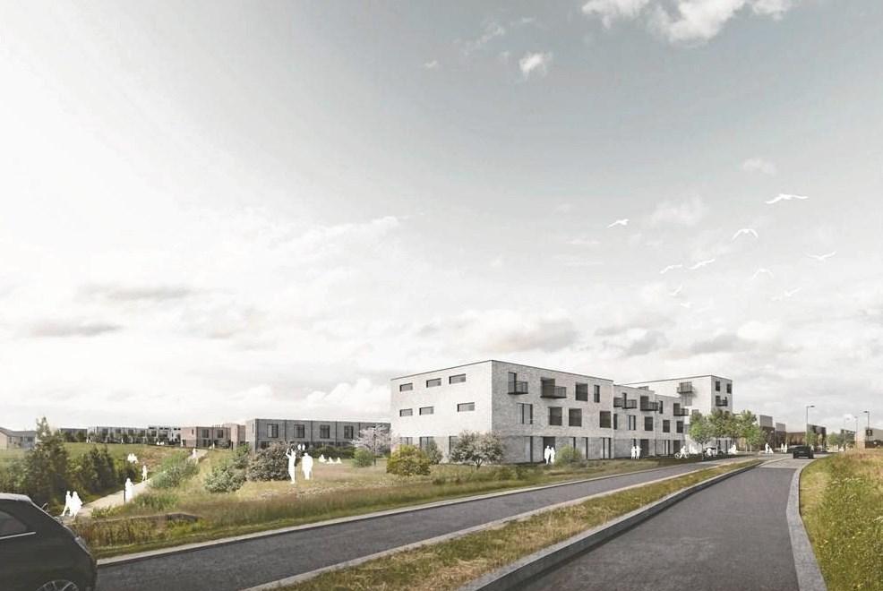 Efter borger-protester skrumper boligprojekt i Aalborg: - Det er stadig ikke godt nok