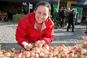 Årets kartoffelfestival var den hidtil bedste