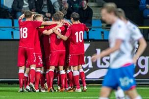 Danmarks unge løver klar til EM