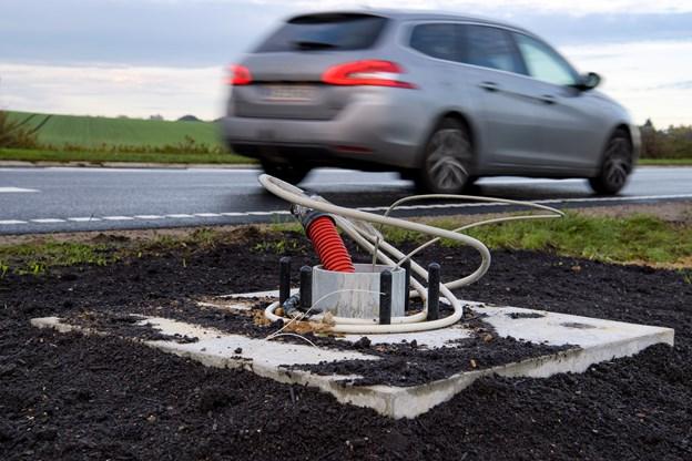Stærekasser skal fange hurtige bilister