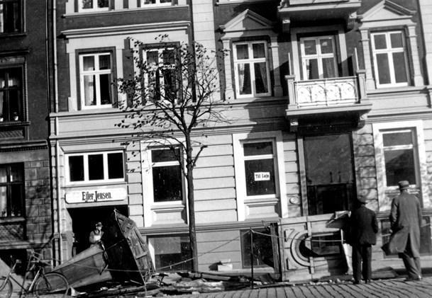 5 efterårsbilleder fra bylivet i det gamle Aalborg