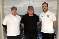 Hobro IK er klar med en Fifa-trio