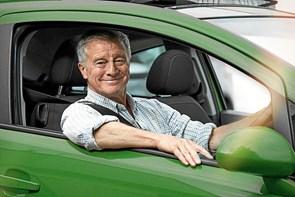Foredrag vil aflive myter om seniorers bilkørsel