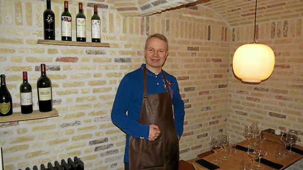 TopVine åbner vinbar bagest i Butik Banasik
