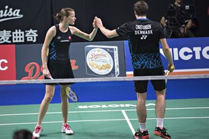 Nordjyde i kvartfinalen i Denmark Open