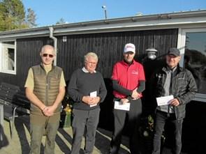 Klubmatch blev afviklet i Sindal Golf Klub
