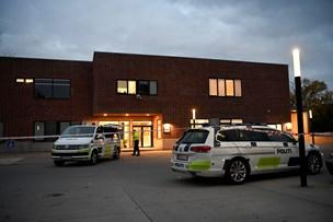 Politiaktion ved psykiatrisk hospital - mand er blevet skudt