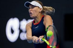 Wozniacki møder to tjekker i kvindernes sæsonfinale