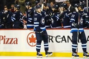 Ehlers lagde op til afgørende scoringer i Winnipeg-sejr