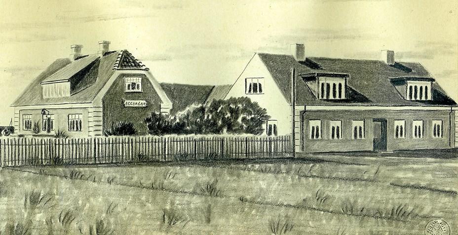 Landbrug i Skagen er også en del af historien