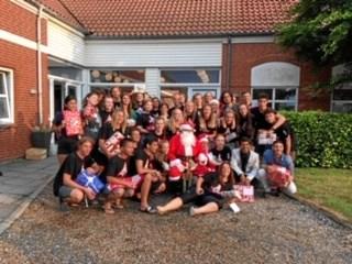 Unge søges til lejrliv et sted i Europa