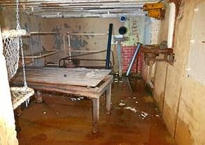 Syv aflåste bunkers i Hirtshals er genåbnet