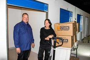 Fra grillfabrik til 75 leje-bokse: Hobro får nyt lagerhotel til private og firmaer