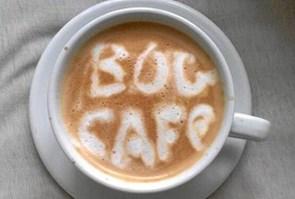 Bogcafe med inspiration til læsestoffet