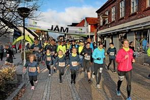 Hurup Løbet gennemført med mange deltagere
