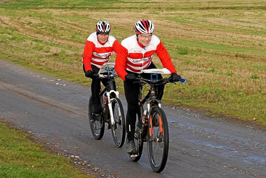 Nu starter sæsonen på mountainbike for alvor