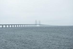 Fartvanvid på Øresundsbroen: Over 200 km/t