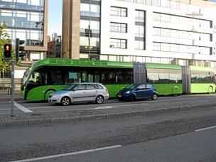 Trods indvendinger: Samlet byråd er med på +Bussen
