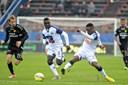 Karakterbogen: Moses Opondo var bedst hos Vendsyssel FF mod AC Horsens